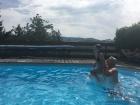 Lily et ,la plongée