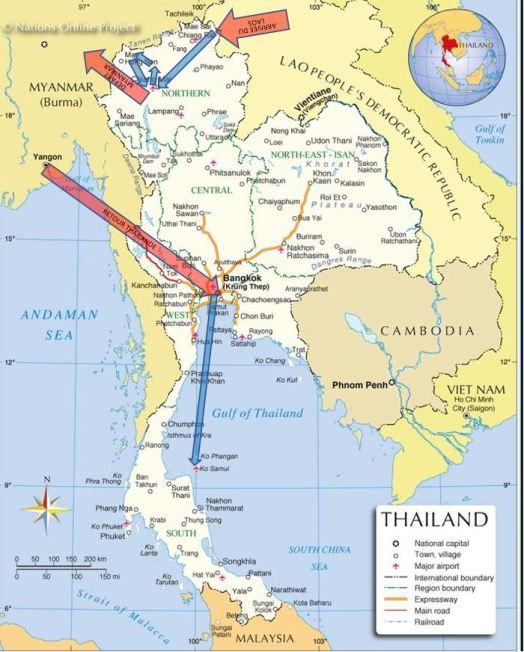 CARTE THAILANDE FINALE