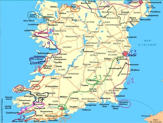 en Irlande